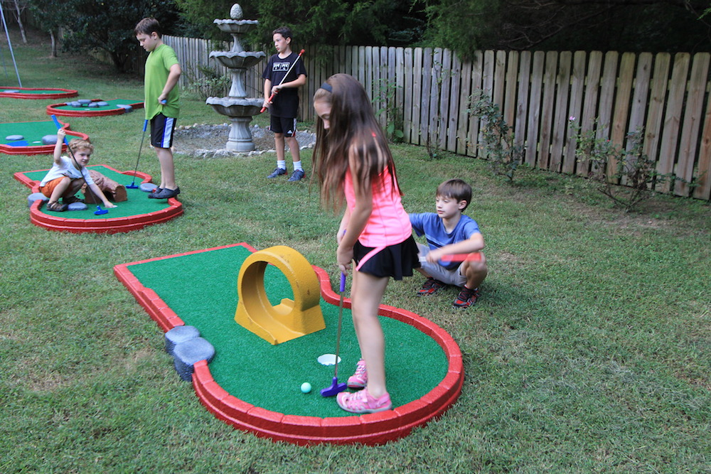knoxville birthday party rentals